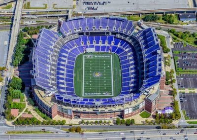 M&T Bank Stadium - Baltimore Maryland