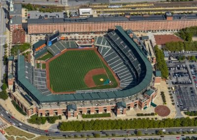 Oriole Park at Camden Yards - Baltimore Maryland
