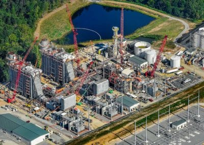 Power Plant Construction - Leesburg Virginia